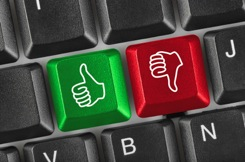 Why fake negative reviews shouldn't worry you too much.