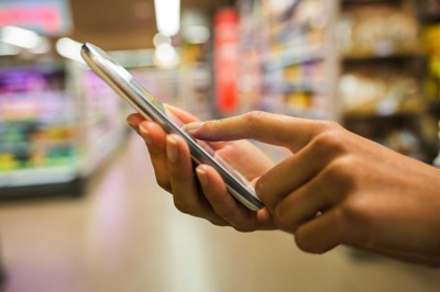 Mobile ecommerce and marketing posts