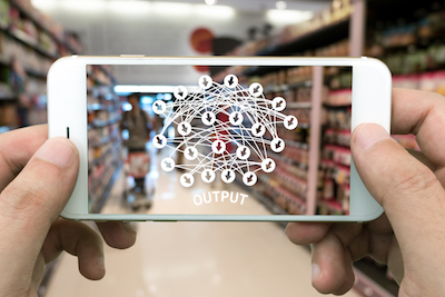 11 outstanding insights into AI and digital marketing: AI-powered VR in store